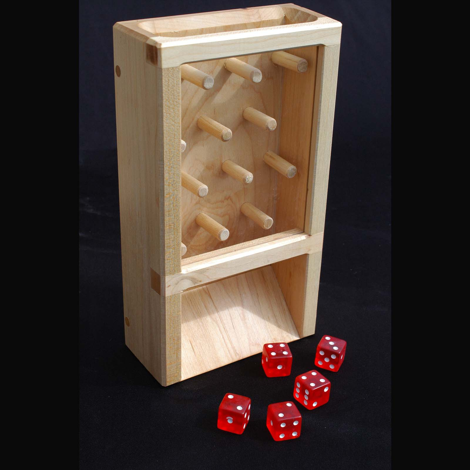 Dice Tower Buy Page Rainshadow Connections Woodwork