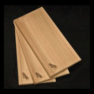 Grilling Planks Cedar 3-pack regular